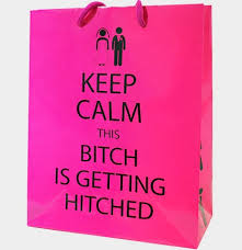 bachelorette gift bags keep calm bachelorette party gift bag bachelorette party supplies