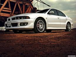 To Some Extent Even This Mitsubishi Galant Model Can Be Called As