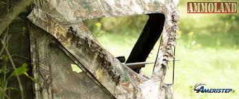 Tree Trunk Hunting Blind Bring Home The Backstraps With Ameristep U0027s Carnivore Hunting Blind