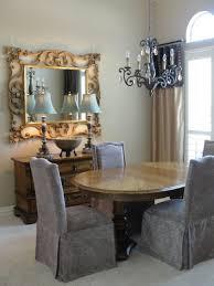 dining room chair wingback recliner slipcover short dining room