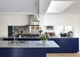 kitchen mirror backsplash best 25 mirror splashback ideas only on kitchen mirror