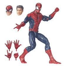 spiderman thanksgiving marvel legends series 12 inch spider man action figure walmart