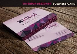 interior design business cards decorating ideas contemporary