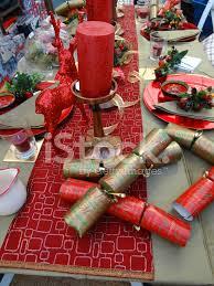 christmas dinner table setting christmas dinner table setting decorative table cloth runner c