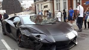 kanye lamborghini aventador damn 450 000 lamborghini aventador wrecked in crash