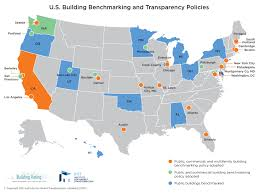 map us image map u s building benchmarking and transparency policies