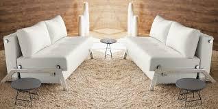 Sleeper Sofa Modern Design White Leather Sleeper Sofa Modern Design 2018 2019