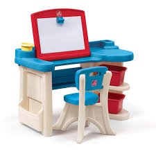 kids art table and chairs interior design for step2 studio art desk with chair walmart com at kids