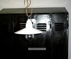 Lampe Deco Design 1of Antik Deckenleuchte Emaille Schirm Lampe Bauhaus Art Deco