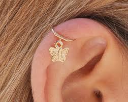 butterfly septum etsy