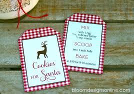 make it monday cookies for santa jars bloom designs