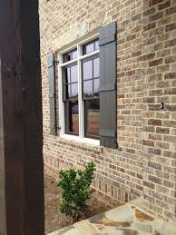 pine hall brick marshton queen brick with ivory mortar along