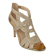 nala3 mid heel evening sandal