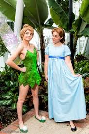 Peter Pan And Wendy Halloween Costumes by Blue And Steve Holla Days Pinterest Costumes Duo Costumes
