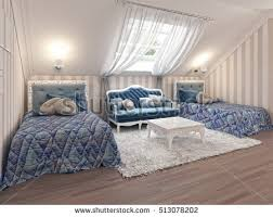 Children S Twin Bed Frames Twin Bed Stock Images Royalty Free Images U0026 Vectors Shutterstock