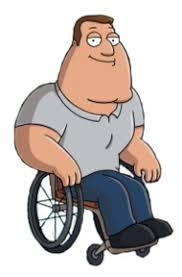 Peter Griffin Halloween Costume Joe Swanson Family Guy Cartoon Peter Griffin