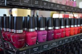 summer sale buy one get one free on nail polishes moon and