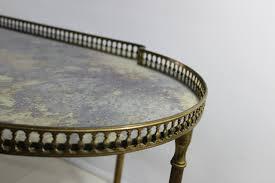 maison rutland narrow bedside cabinet antiques atlas french brass coffee table att maison jansen