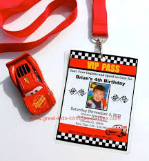 disney cars birthday invitations reduxsquad com