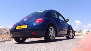 volkswagen beetle 2000 hatchback 1 6l petrol manual for sale