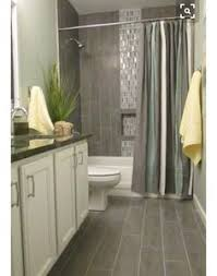Gray Tile Bathroom - how to get the designer look for less bathroom tips jacuzzi