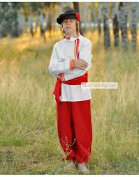 Dress Clothes For Toddlers Traditional Russian Clothing Rusclothing Com
