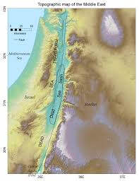 Maps Of The Middle East by Peace And Science In The Middle East Main Page