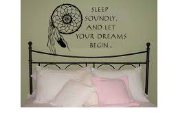dreamcatcher wall decal on the hunt