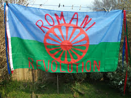 Flag Of Roma Roma Day 2013 To Gypsyland By Delaine Le Bas Co Curated By