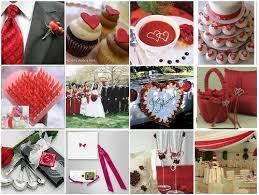 deco mariage original idées rouges pour mariage http www mariage original img