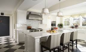 Islands For Kitchens With Stools 15 Ideas For Wooden Base Stools In Kitchen Bar Decor Island 5