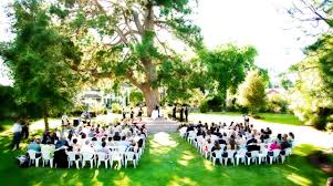 beautiful backyard wedding venues backyard wedding venues