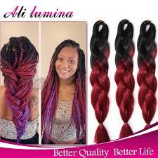 ombre kanekalon braiding hair bulk xpressions kanekalon braiding hair colors 24 synthetic