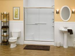 Shower Stalls With Glass Doors Shower Glass Harbor All Glass Mirror Inc