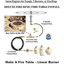Easy Fire Pits by Amazon Com Fr18ck Complete 18