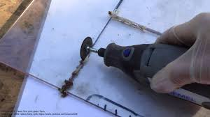 why i buy a dremel multitool how to cut plastic plate using