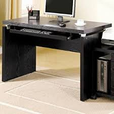 Computer Desk Tray Coaster Peel Black Computer Desk With Keyboard Tray
