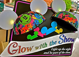 glow show mouseinfo glowing to the east coast glow with the show