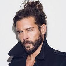 haircuts forward hair man bun hairstyle men s hair cut 2017 pinterest man bun and