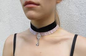 key choker necklace images Lolita key choker by fairyworkshop jpg