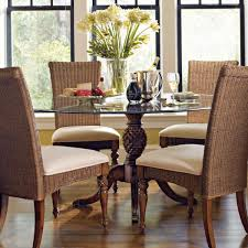 dining room casual dining room decoration with rectangular light