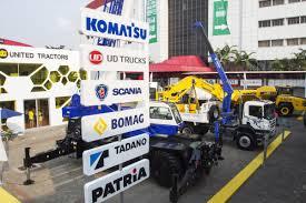 mitsubishi truck indonesia image gallery pt pamerindo indonesia