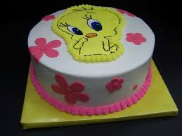 tweety bird birthday cakecentral com