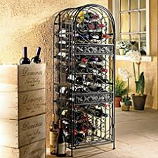 Bed Bath And Beyond Brookfield Wine Racks U0026 Storage Wine Bars Cabinets And More Bed Bath U0026 Beyond