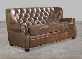 Leather Sofa Tufted by Furniture Antique Leather Sofa Vintage Sectional Sofa Vintage