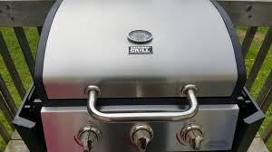 Backyard Grill 3 Burner Gas Grill by Backyard Grill Review With Self Cleaning Must Watch Please