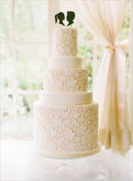 111 best lace wedding cakes images on pinterest elegant wedding