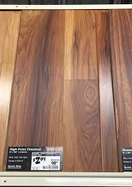 Distressed Laminate Flooring Home Depot 2 09 Sq Ft Home Depot High Point Chestnut Allure Gripstrip