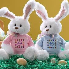 personalized easter bunnies 22 best easter bunny stuffed animals images on stuffed