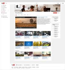 youtube channel layout 2015 youtube channel gui psd template every interaction